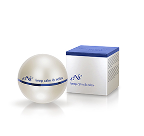 CNC Skincare  moments of pearls keep calm & relax