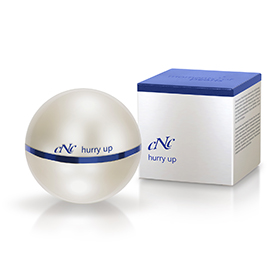 CNC Skincare moments of pearls hurry up