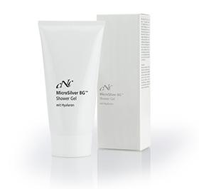 CNC Skincare MicroSilver BG™ Shower Gel
