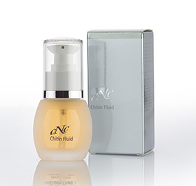 CNC Skincare  aesthetic world Chitin Fluid
