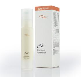 CNC Skincare pure organic Chia Repair Night Cream