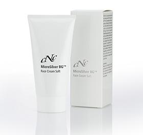 CNC Skincare MicroSilver BG™ Face Cream Soft