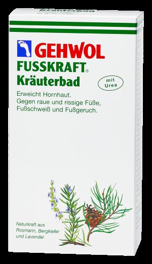 Gehwol&nbspFusskraft  Kräuterbad