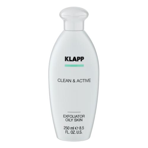 Klapp Kosmetik&nbspClean & Active  Exfoliator Lotion Oily Skin