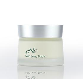 CNC Skincare aesthetic pharm Skin Setup Matrix
