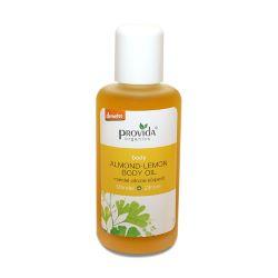 Provida Organics Almond Lemon Body Oil