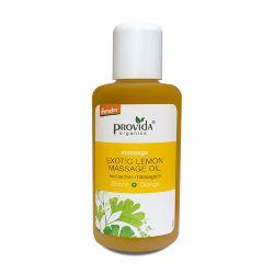 Provida Organics Exotic Lemon Massage Oil