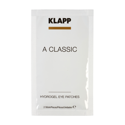 Klapp Kosmetik&nbspVitamin A Classic Hydrogel Eye Patches 5x2ml