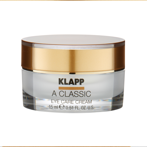 Klapp Kosmetik&nbspVitamin A Classic Eye Care Cream