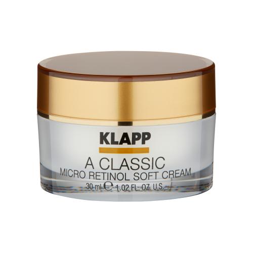 Klapp Kosmetik Micro Retinol Soft Cream