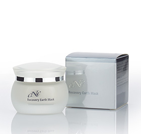 CNC Skincare  aesthetic world Recovery Earth Mask