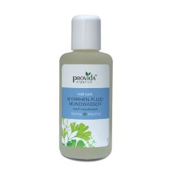 Provida Organics Myrrhen Fluid Mundwasser