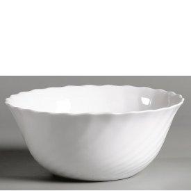 Luminarc Schale Trianon Ø18cm weiß