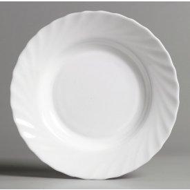 Luminarc Suppenteller Trianon Ø22,5cm weiß