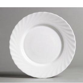 Luminarc Speiseteller Trianon Ø24,5cm weiß