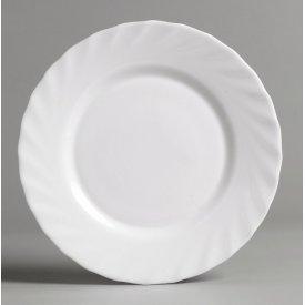 Luminarc Frühstücksteller Trianon Ø19,5cm weiß