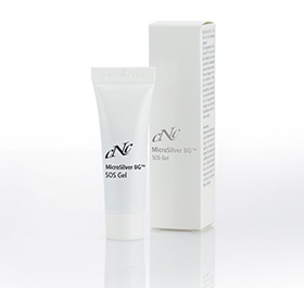 CNC Skincare MicroSilver BG™ S.O.S. Gel