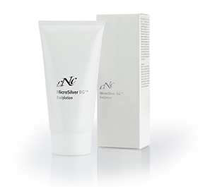 CNC Skincare MicroSilver BG™ Bodylotion