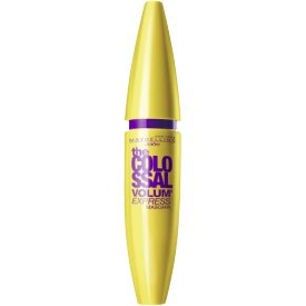 Maybelline New York Wimperntusche Volum Express Colossal Mascara Black