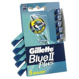 Gillette Einwegrasierer Blue II Plus kein Slalom