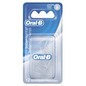 Oral-B Manual Interdental Nachfüllpack Konisch Fein