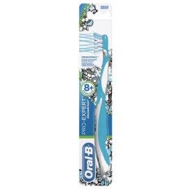 Oral-B Oral-B ProExpert Cross Action 8  Jahren Zahnbürste