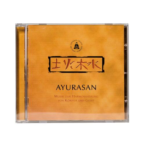 Gertraud Gruber Ayurasan Musik CD