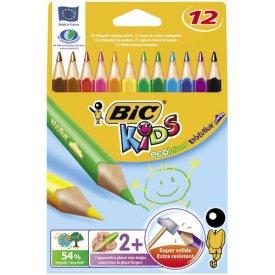 BIC Farbstifte Evolution Triangle 12er Kartonetui
