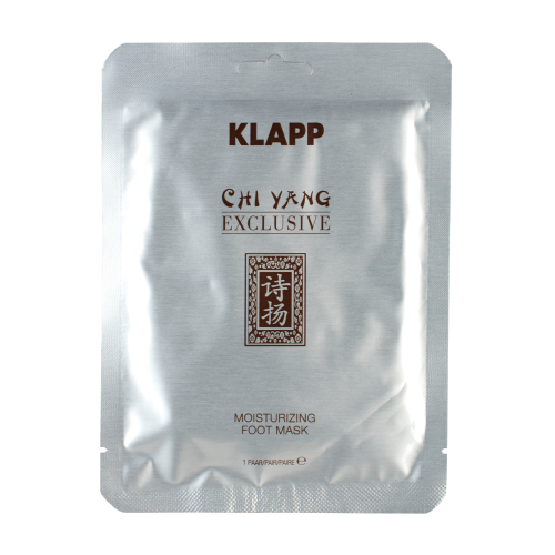 Klapp Kosmetik  Moisturizing Foot Mask