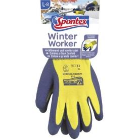 Spontex Winterhandschuh Worker Gr. 8