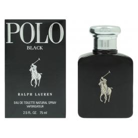 Ralph Lauren Polo Black Edt Spray