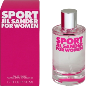 Jil Sander Sport Women Edt Spray