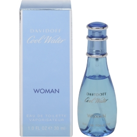 Davidoff Cool Water Woman Edt Spray