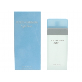 D&G Light Blue Pour Femme Edt Spray