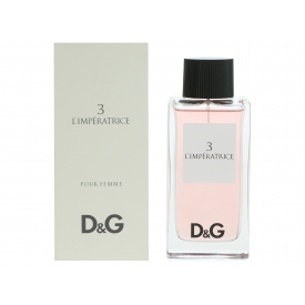 D&G 3 LImperatrice Edt Spray