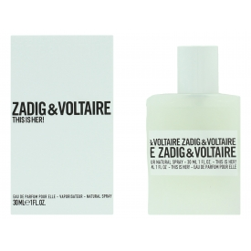 Zadig & Voltaire  This Is Her Edp Spray