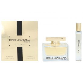 D&G The One For Women Giftset