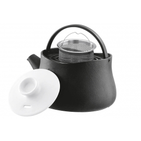 Beka Teekanne Tetsubin Gusseisen + Keramik Ø16cm