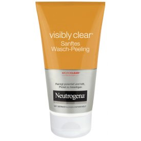 Neutrogena Peeling Visible Clear  sanftes Waschpeeling