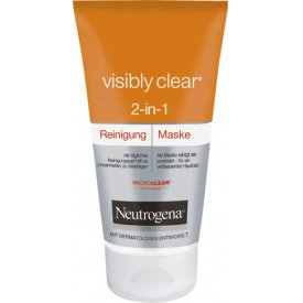 Neutrogena Reinigungsmaske Visibly Clear 2 in 1