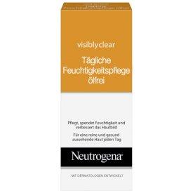 Neutrogena Tagespflege Visibly Clear Feuchtigkeitspflege ölfrei