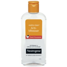 Neutrogena Gesichtswasser Visibly Clear Anti Mitesser