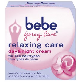 Bebe Spezialpflege Young Care relaxing care