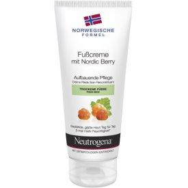 Neutrogena Fußcreme Norwegische Formel mit Nordic Berry für trockene Füße