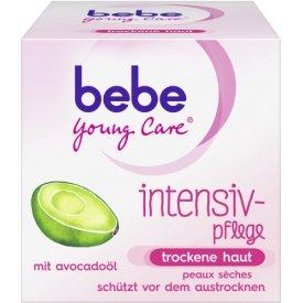 Bebe Spezialpflege Young Care Gesichtscreme Intensivpflege