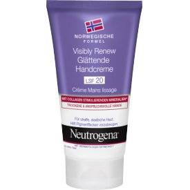 Neutrogena Handcreme Visibly Renew LSF 20