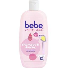 Bebe Dusche und Shampoo