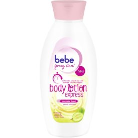 Bebe Bodylotion Express