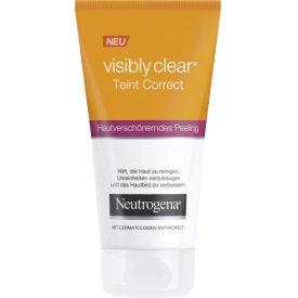 Neutrogena Peeling Visibly Clear Teint Correct