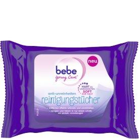 Bebe Young Care Anti-Unreinheiten Reinigungstücher
